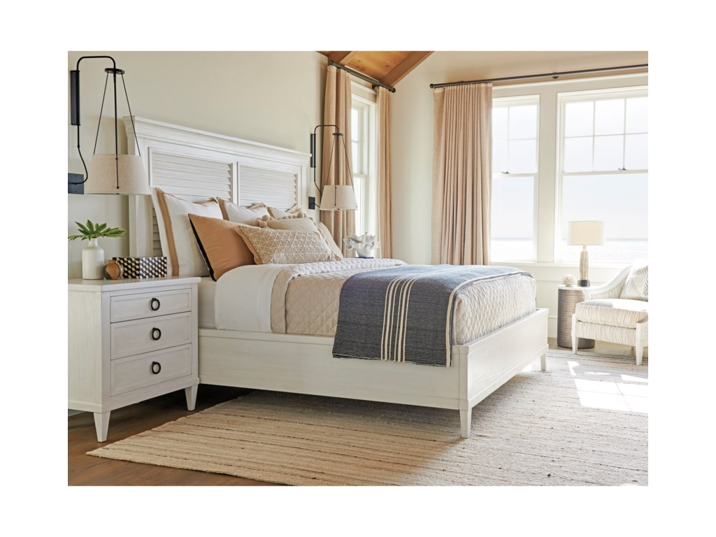 Tommy Bahama Home Ocean Breeze Queen Bedroom Group Wayside Furniture Bedroom Groups