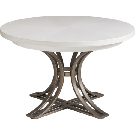 Marsh Creek Round Dining Table