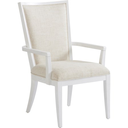 Sea Winds Upholstered Arm Chair
