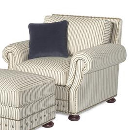 Tommy Bahama Home Kingstown Devon Loose Back Chair