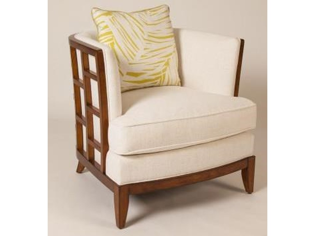 Tommy Bahama Home Ocean ClubAbaco Chair