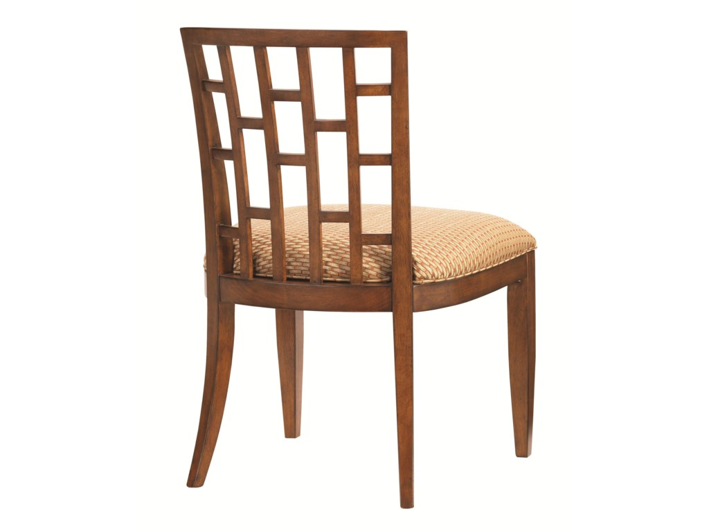 Tommy Bahama Home Ocean Club<b>Quick Ship</b> Lanai Side Chair