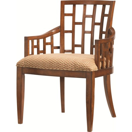 <b>Quick Ship</b> Lanai Arm Chair