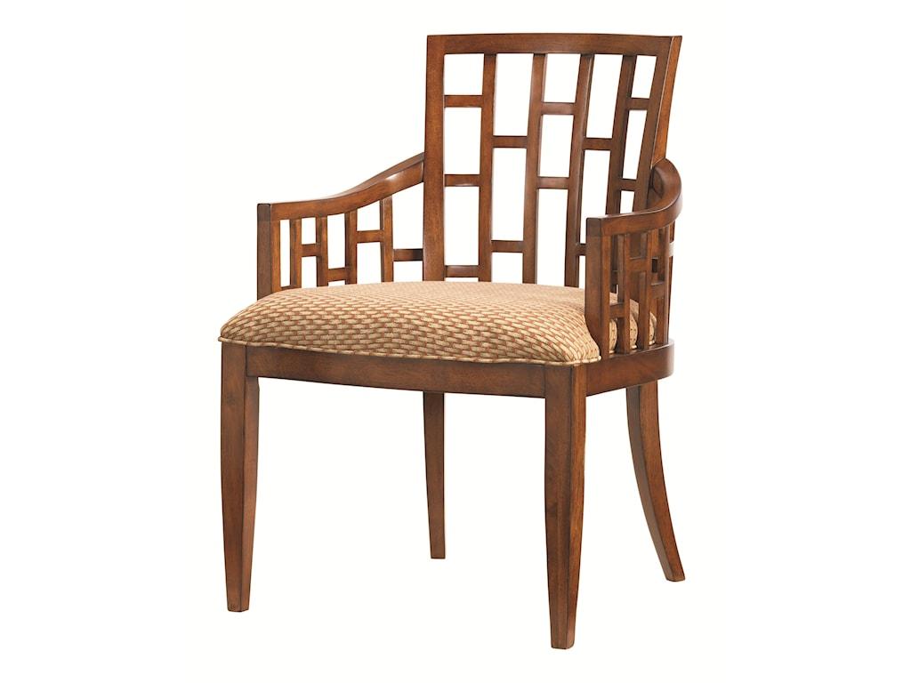 Tommy Bahama Home Ocean Club<b>Quick Ship</b> Lanai Arm Chair