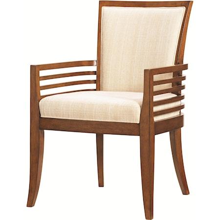 <b>Quick Ship</b> Kowloon Arm Chair