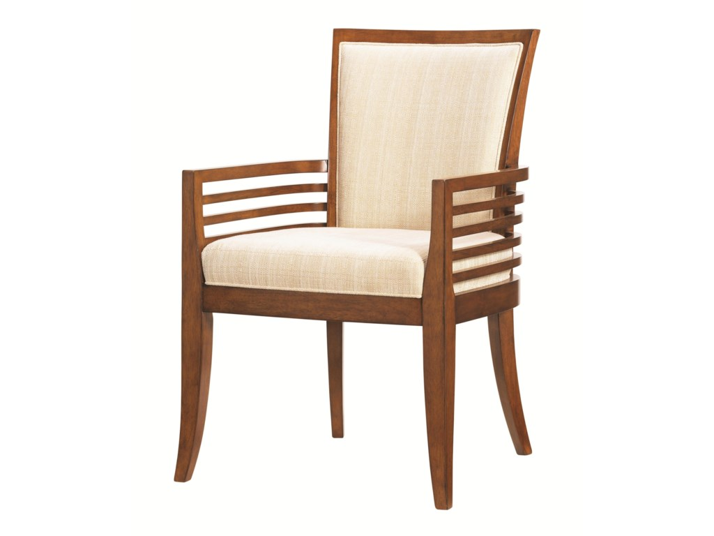 Tommy Bahama Home Ocean ClubKowloon Dining Arm Chair