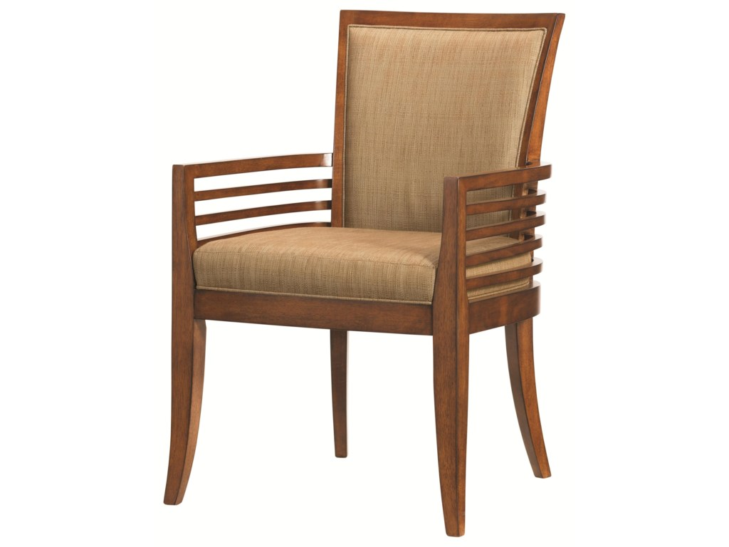 Choose From a Variety of Fabrics to Custom Upholster the Piece In