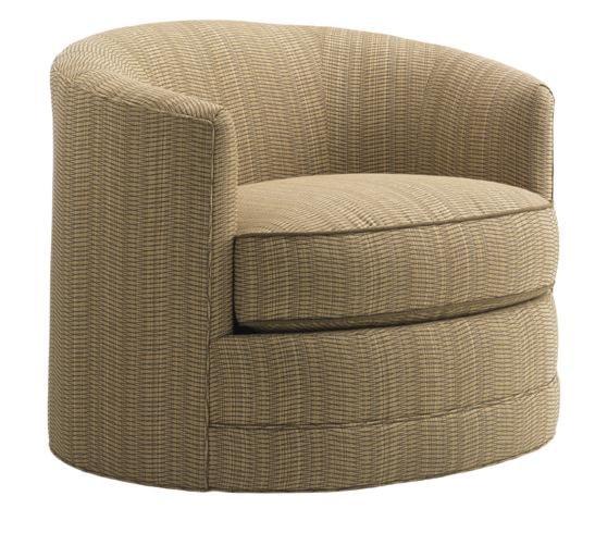 Tommy Bahama Home Ocean ClubKava Swivel Chair