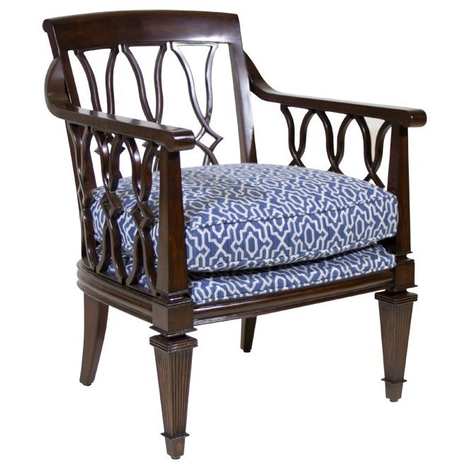 Tommy Bahama Home Royal KahalaGinger Chair