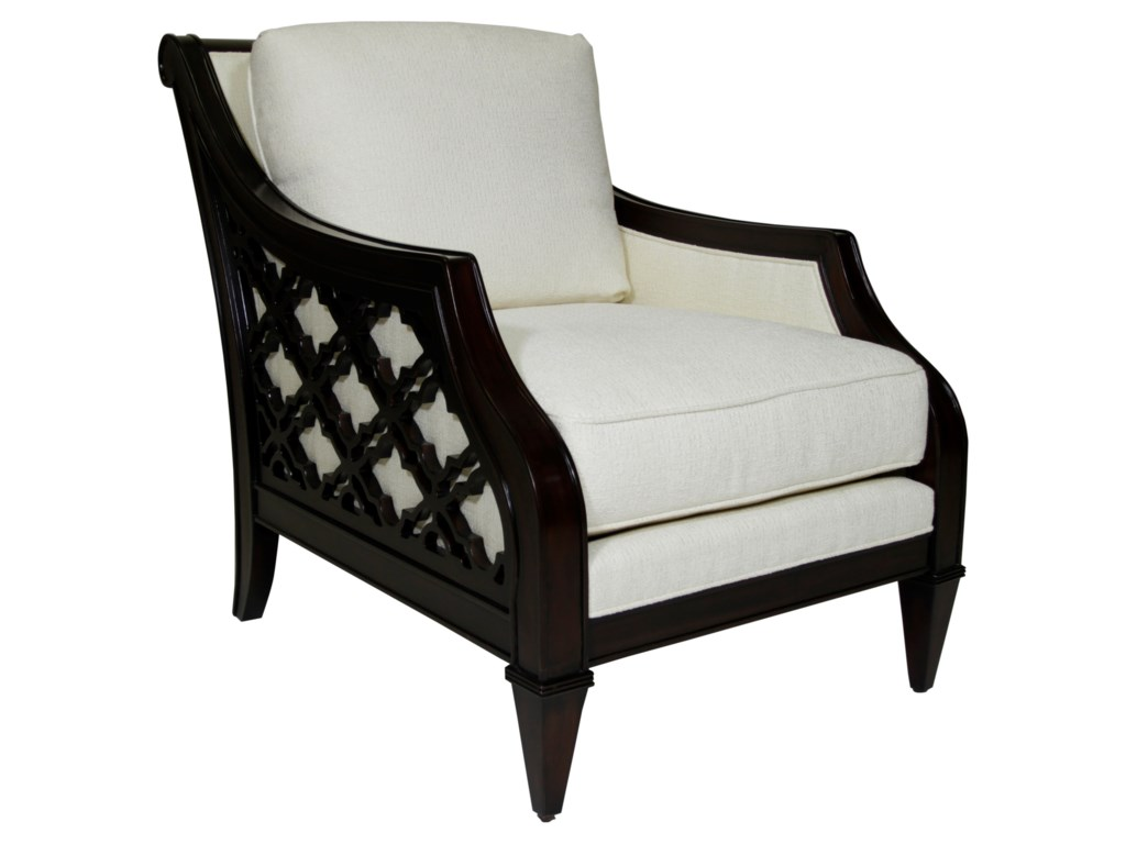 Tommy Bahama Home Royal KahalaBay Club Chair