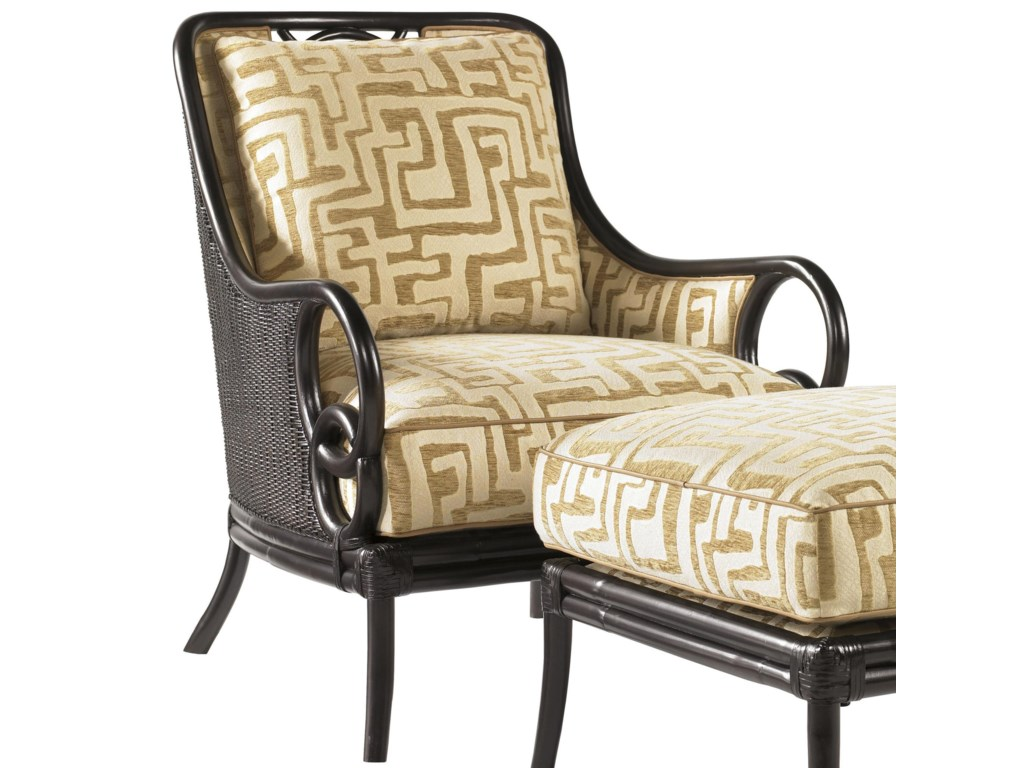 Tommy Bahama Home Royal KahalaSumatra Chair