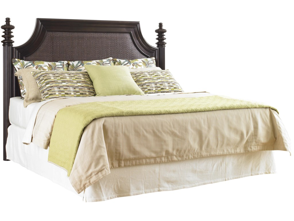 Tommy Bahama Home Royal KahalaKing Harbour Point Headboard