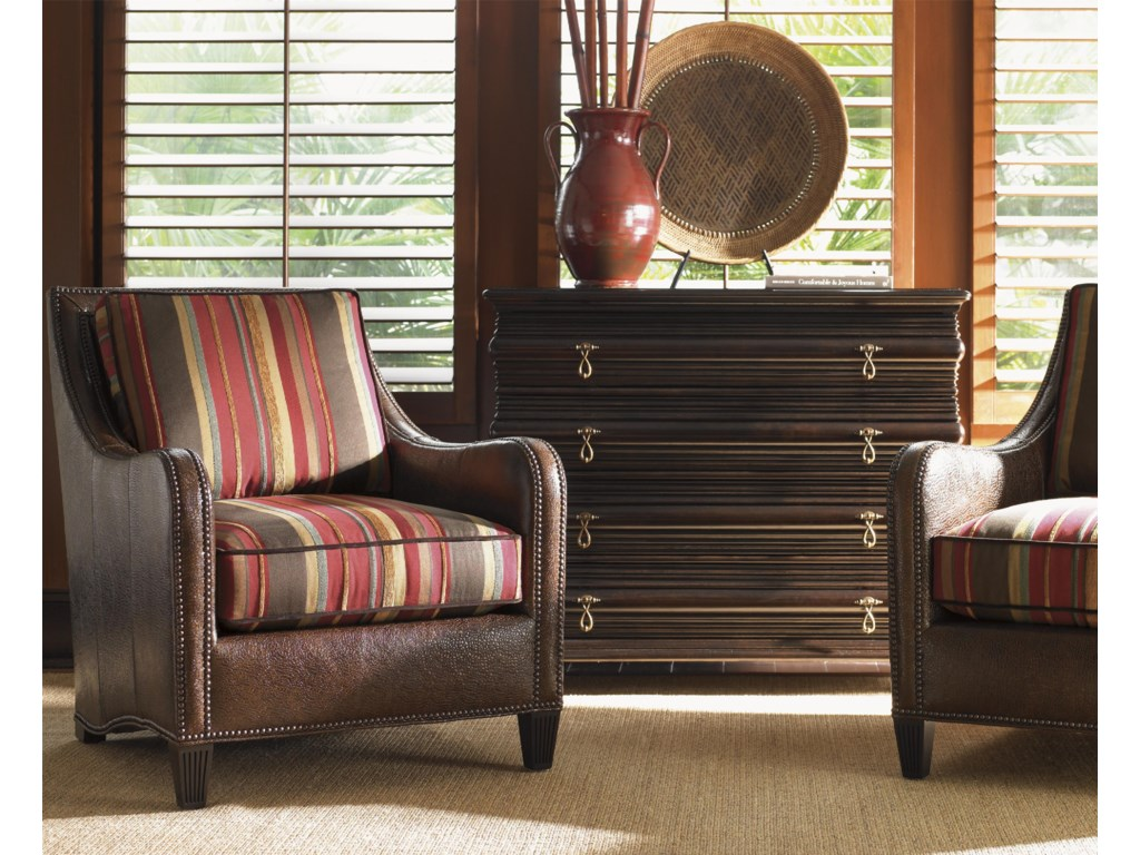 Shown with Koko Leather Chair