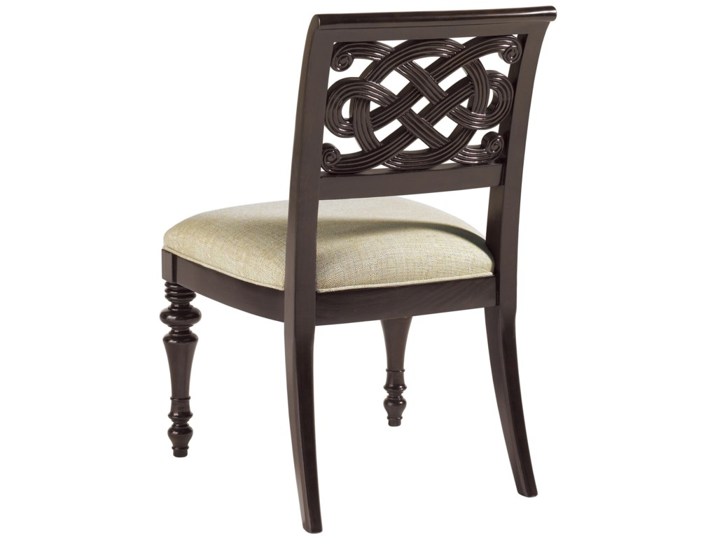 Tommy Bahama Home Royal KahalaQuick Ship Molokai Side Chair