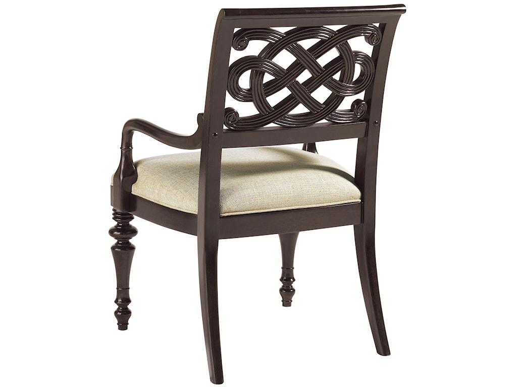 Tommy Bahama Home Royal KahalaCustomizable Molokai Arm Chair