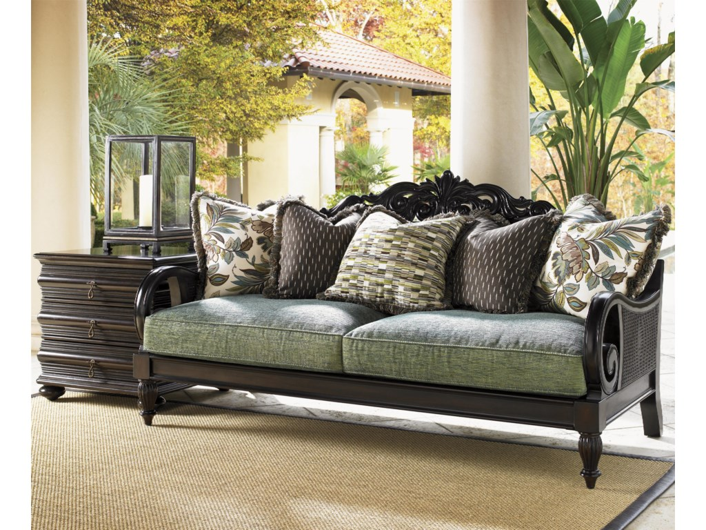 Shown with Turtle Bay Sofa
