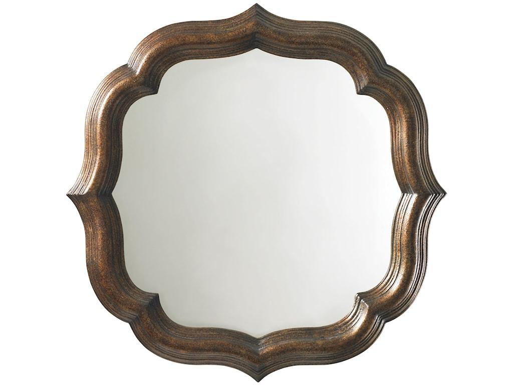 Tommy Bahama Home Royal KahalaLotus Blossom Mirror