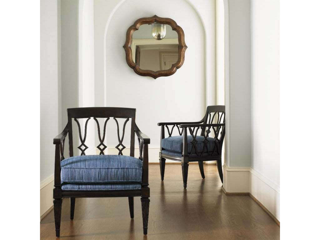 Shown with Ginger Chairs