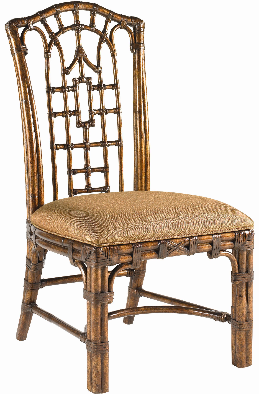 Tommy Bahama Home Royal KahalaCustomizable Pacific Rim Side Chair ...