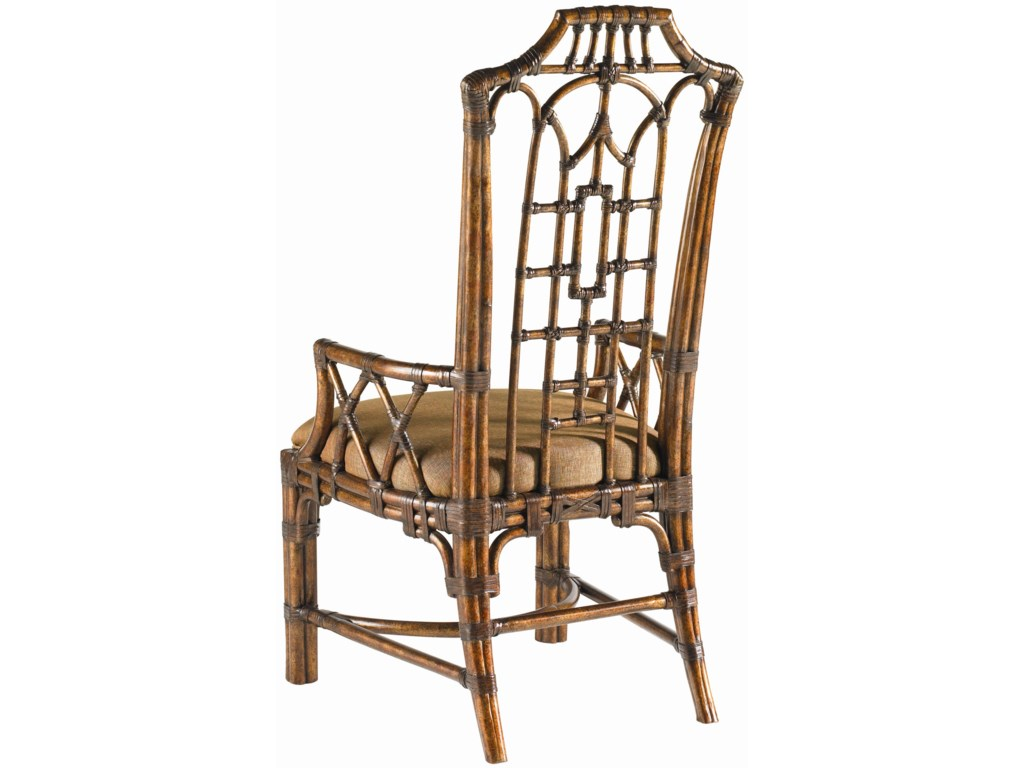 Tommy Bahama Home Royal KahalaCustomizable Pacific Rim Arm Chair