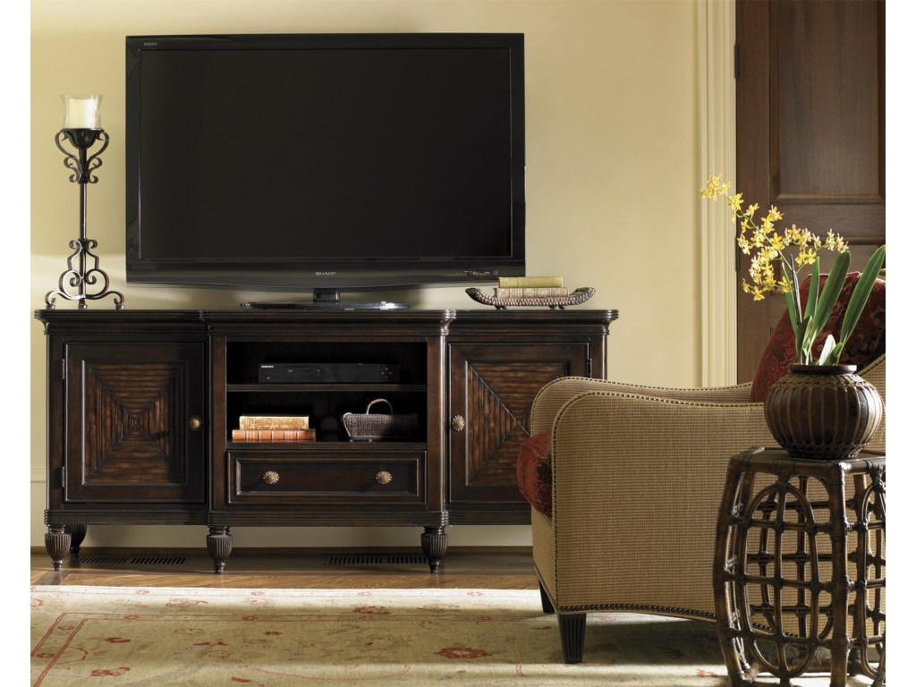 Shown with Maui Entertainment Console and Koko Chair