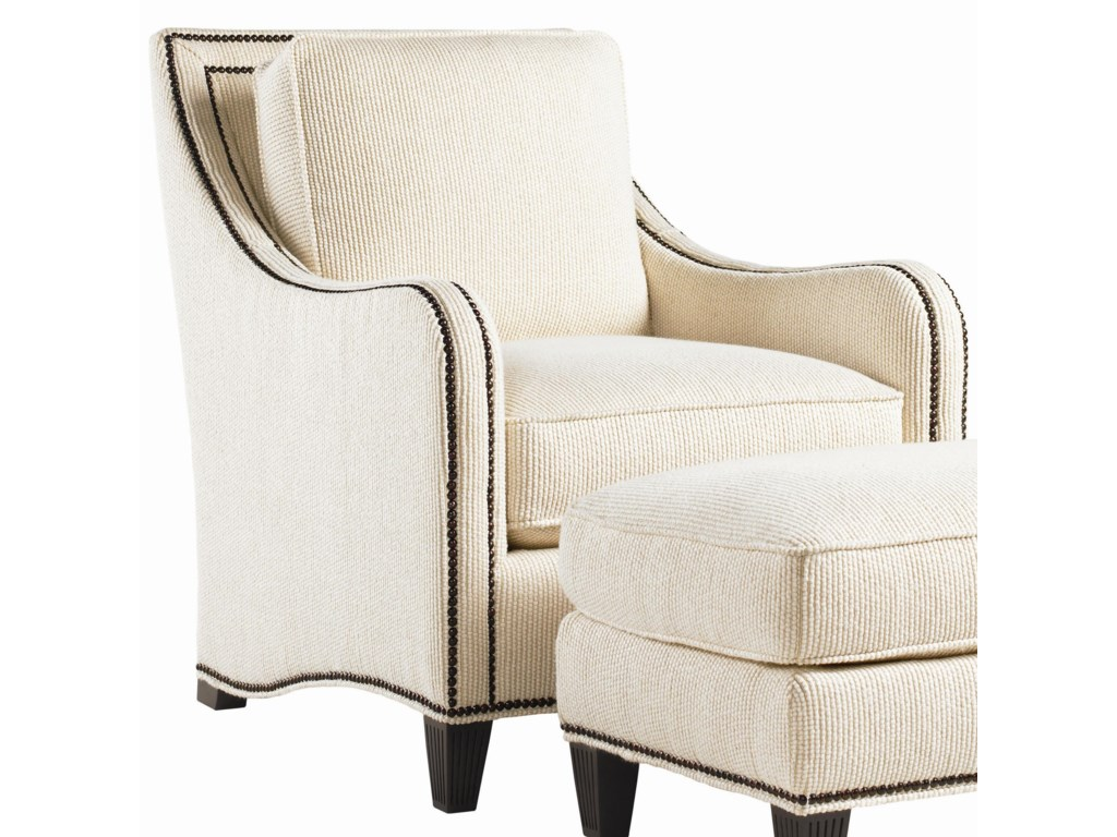 Choose to Upholster the Entire Piece in Fabric and Forgo the Raffia if You Like