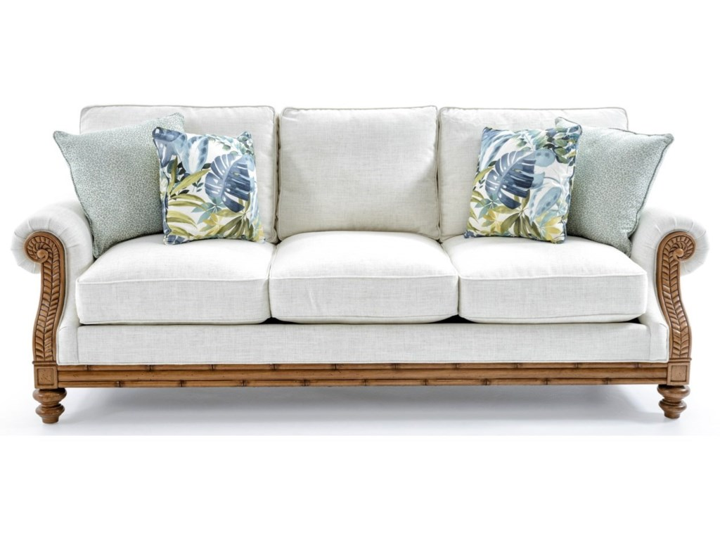 Tommy Bahama Home Upholsteryquick Ship West S Sofa