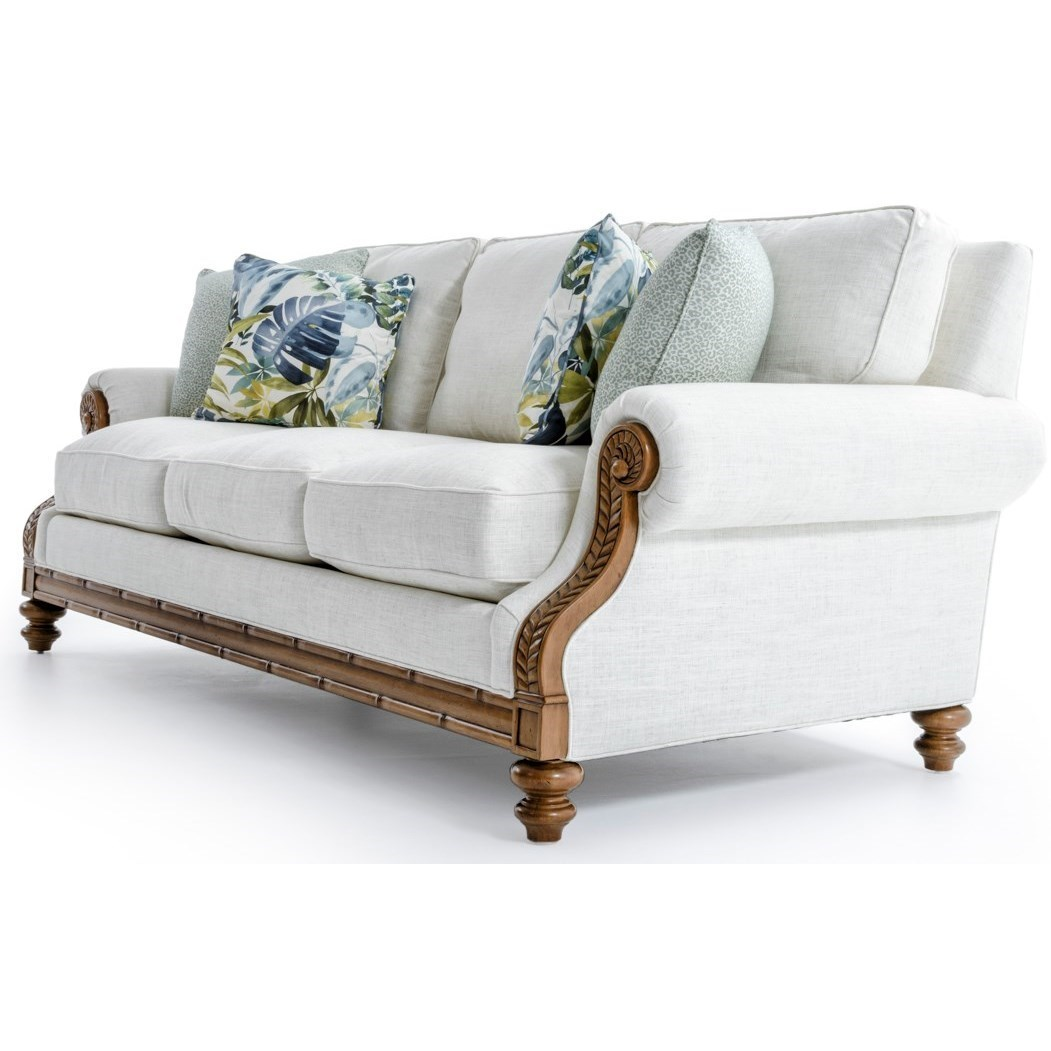 ... Tommy Bahama Home Tommy Bahama UpholsteryQuick Ship West Shore Sofa ...