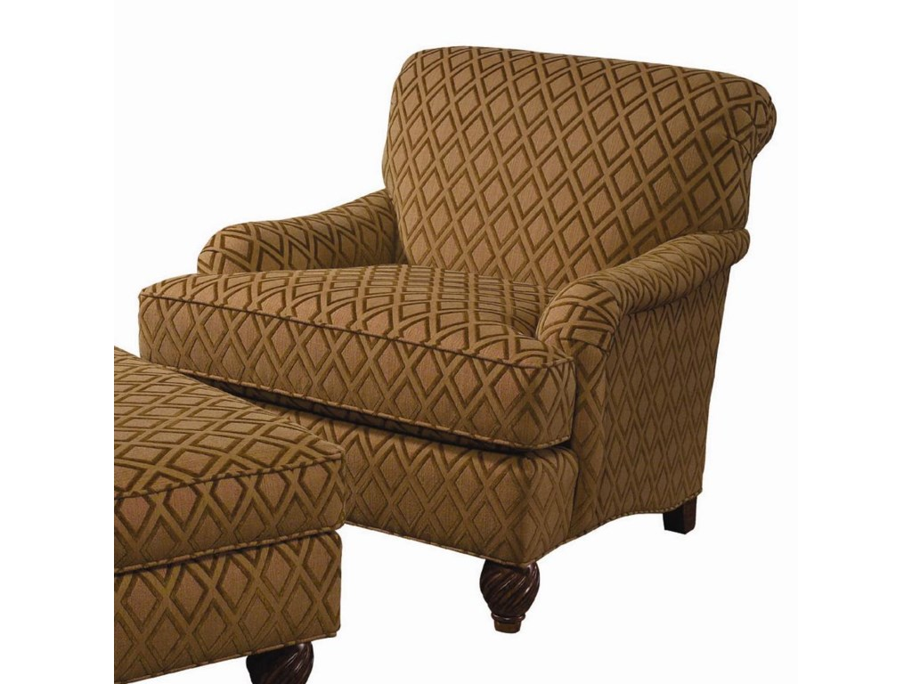 Tommy Bahama Home Tommy Bahama UpholsteryRegatta Chair