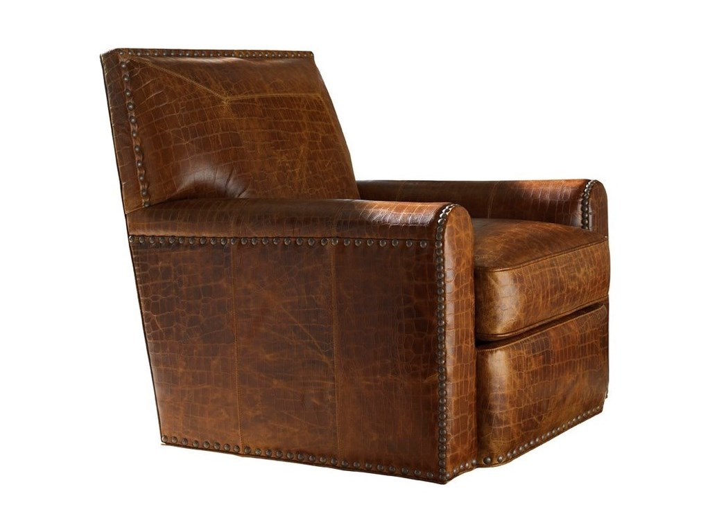 Tommy Bahama Home Tommy Bahama UpholsteryStirling Park Swivel Chair