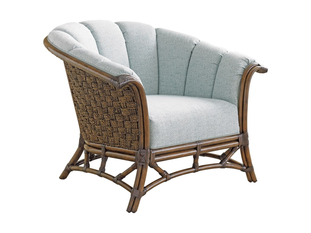 Tommy Bahama Home Twin PalmsSunset Key Chair