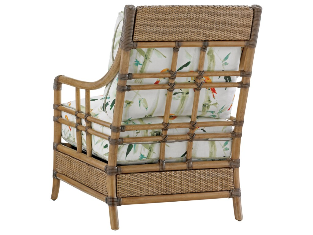 Tommy Bahama Home Twin PalmsSeagate Chair
