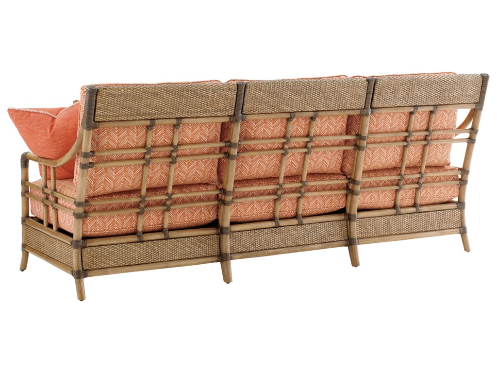 Tommy Bahama Home Twin PalmsSeagate Sofa