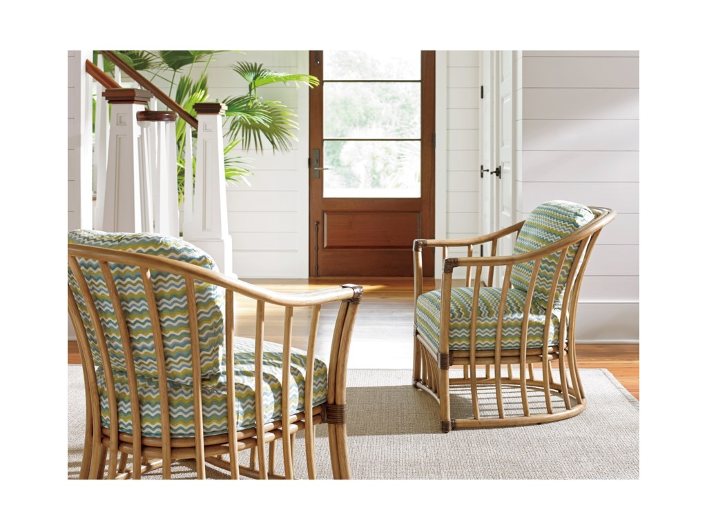 Tommy Bahama Home Twin PalmsParadise Cove Chair