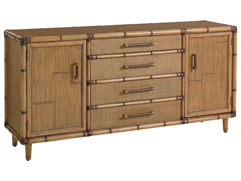 Tommy Bahama Home Twin PalmsSandy Point Buffet