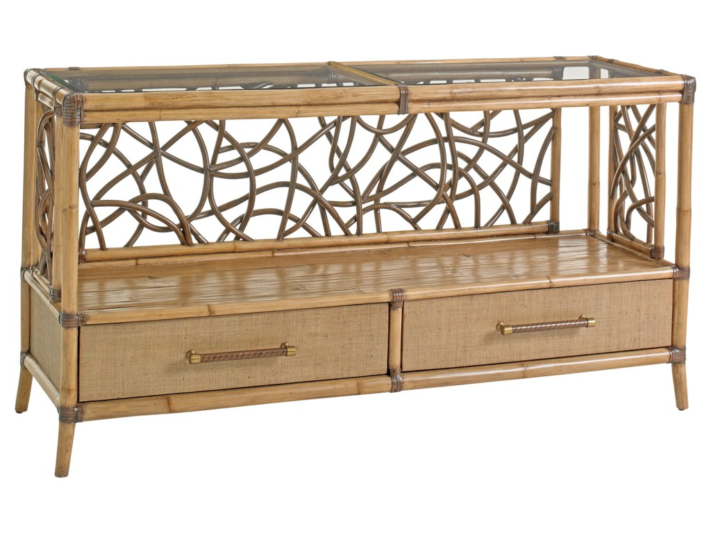 Tommy Bahama Home Twin PalmsSonesta Serving Console