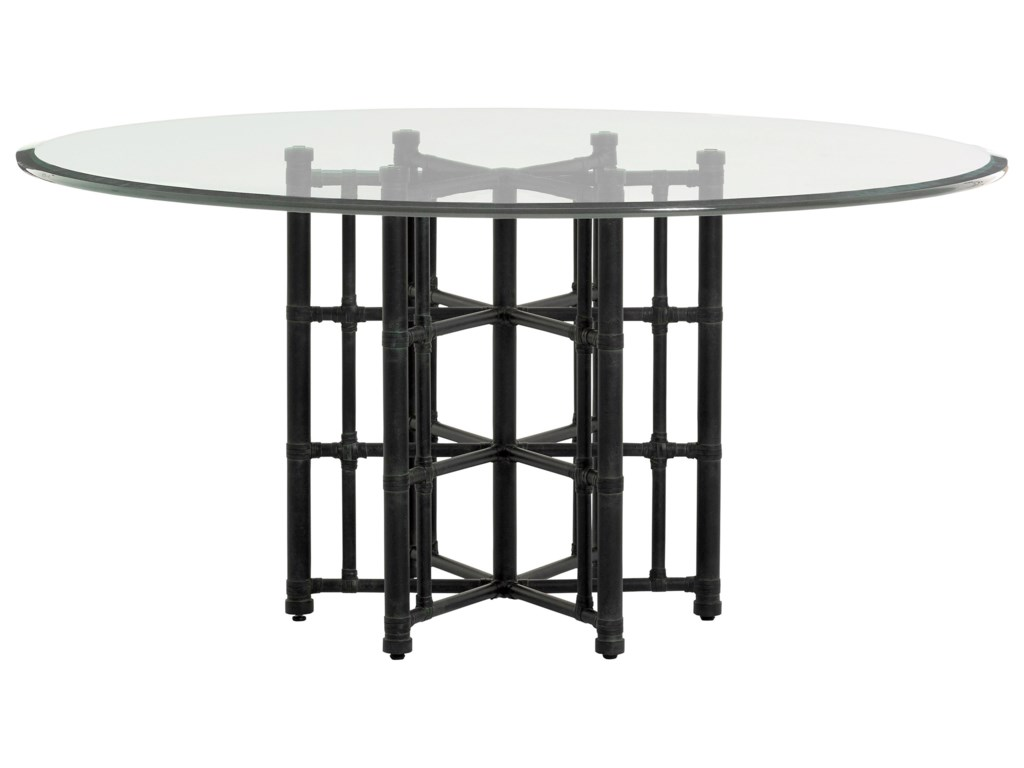 Tommy Bahama Home Twin PalmsStellaris Dining Table 60