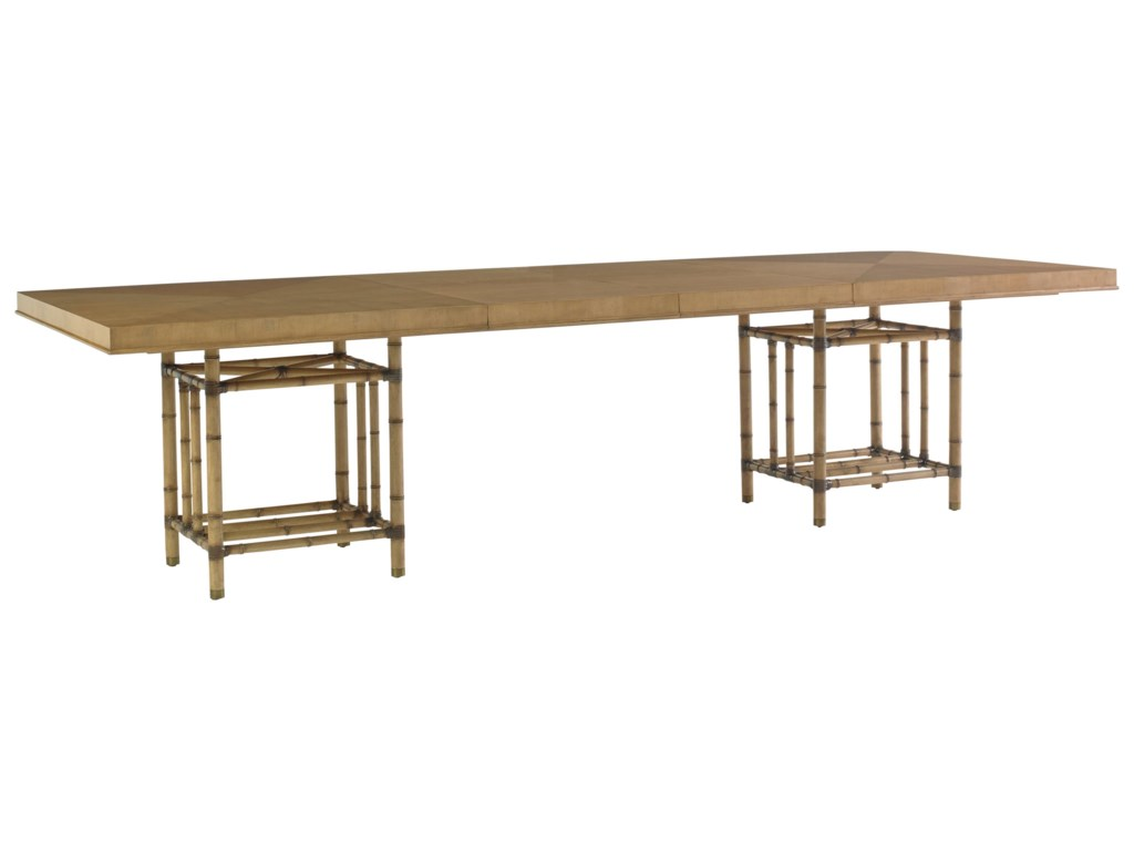 Tommy Bahama Home Twin PalmsCaneel Bay Dining Table