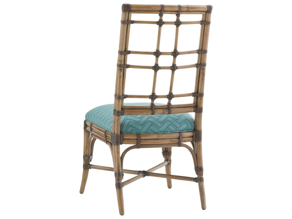 Tommy Bahama Home Twin PalmsCustomizable Seaview Side Chair