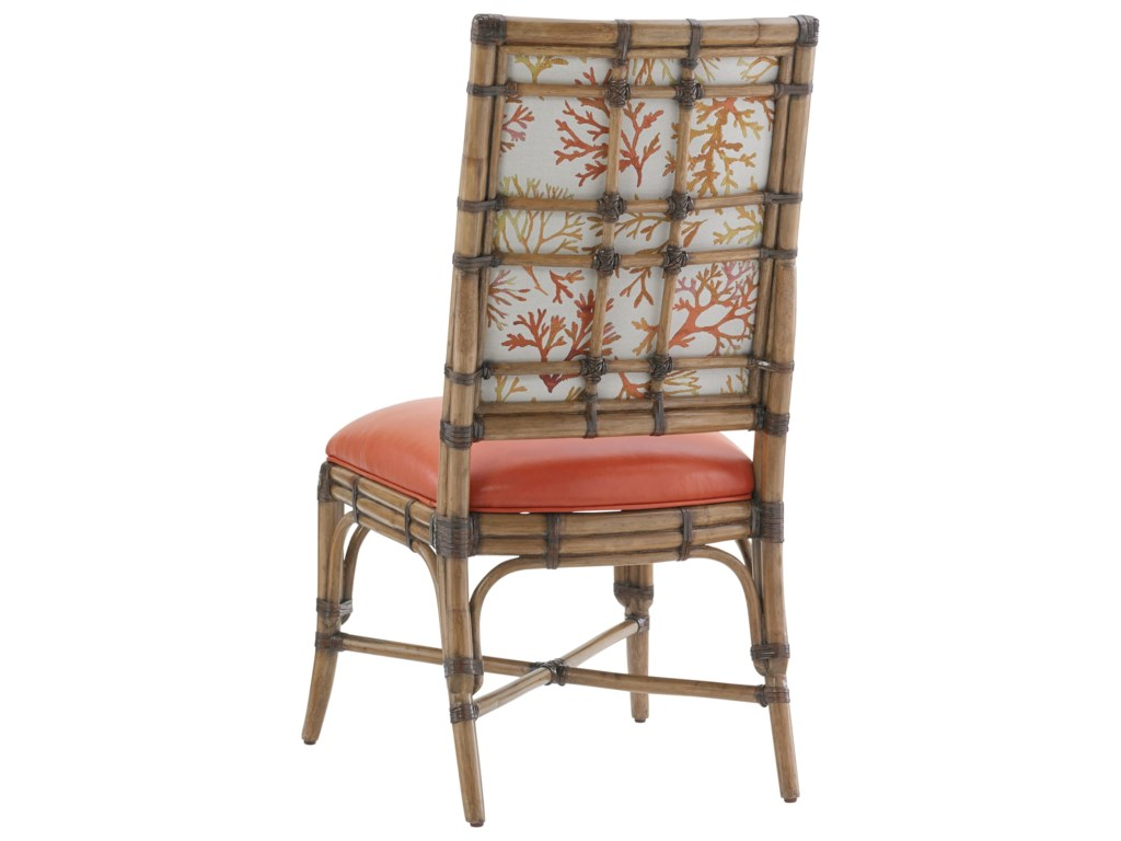 Tommy Bahama Home Twin PalmsCustomizable Summer Isle Side Chair