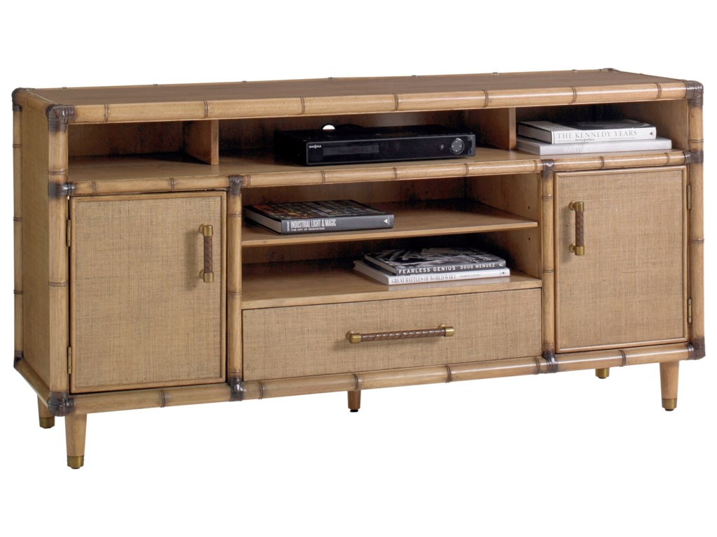 Tommy Bahama Home Twin PalmsWindjammer Media Console
