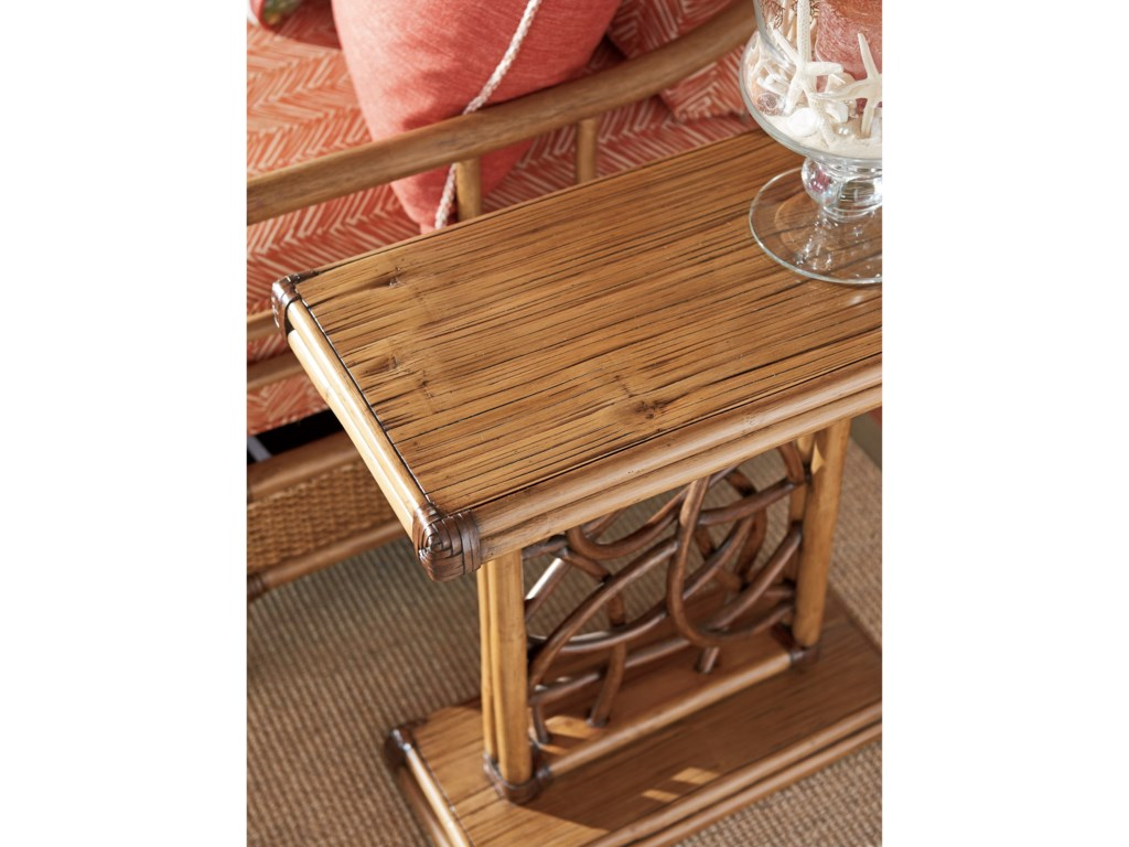 Tommy Bahama Home Twin PalmsAngler Accent Table