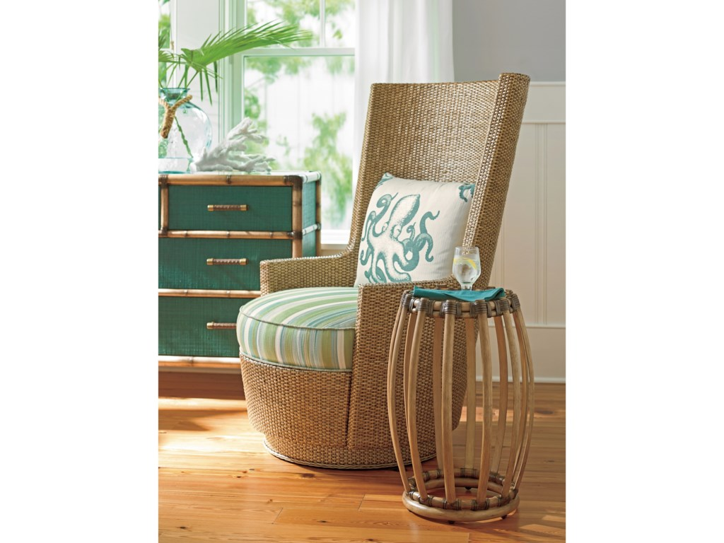 Tommy Bahama Home Twin PalmsWeston Accent Table