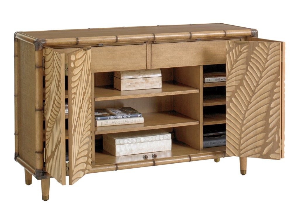 Tommy Bahama Home Twin PalmsSt. Croix Hall Chest