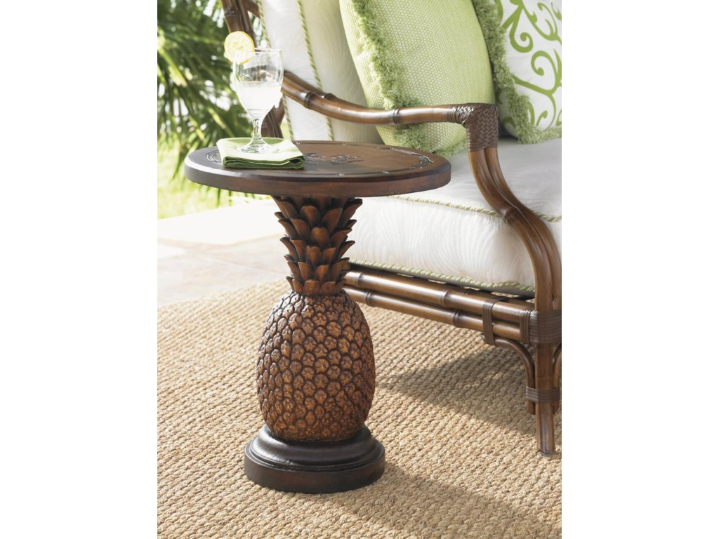 Tommy Bahama Outdoor Living Alfresco LivingSienna Pineapple Table