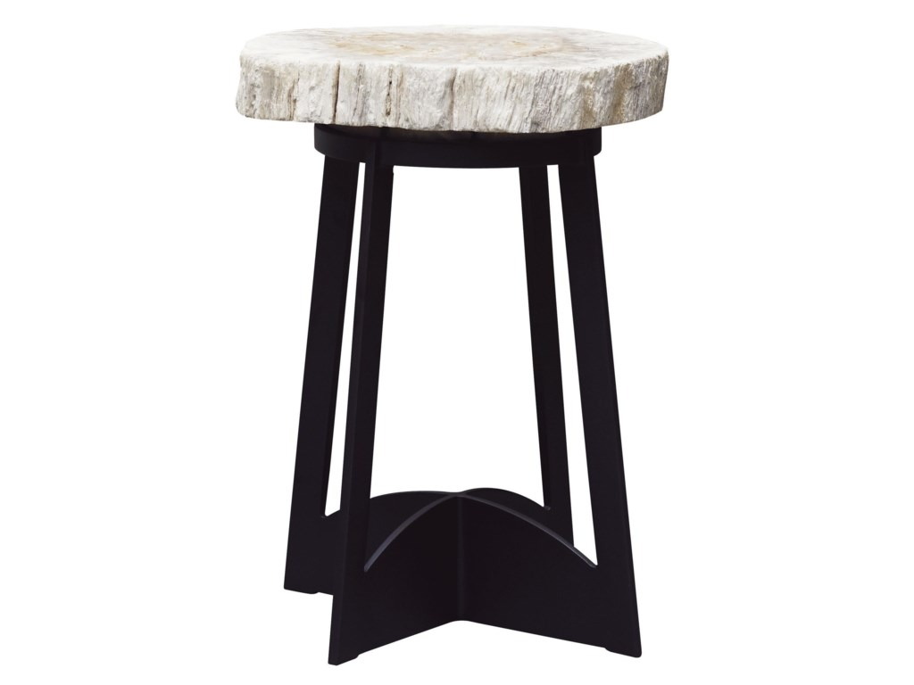 Tommy Bahama Outdoor Living Alfresco LivingPetrified Wood End Table