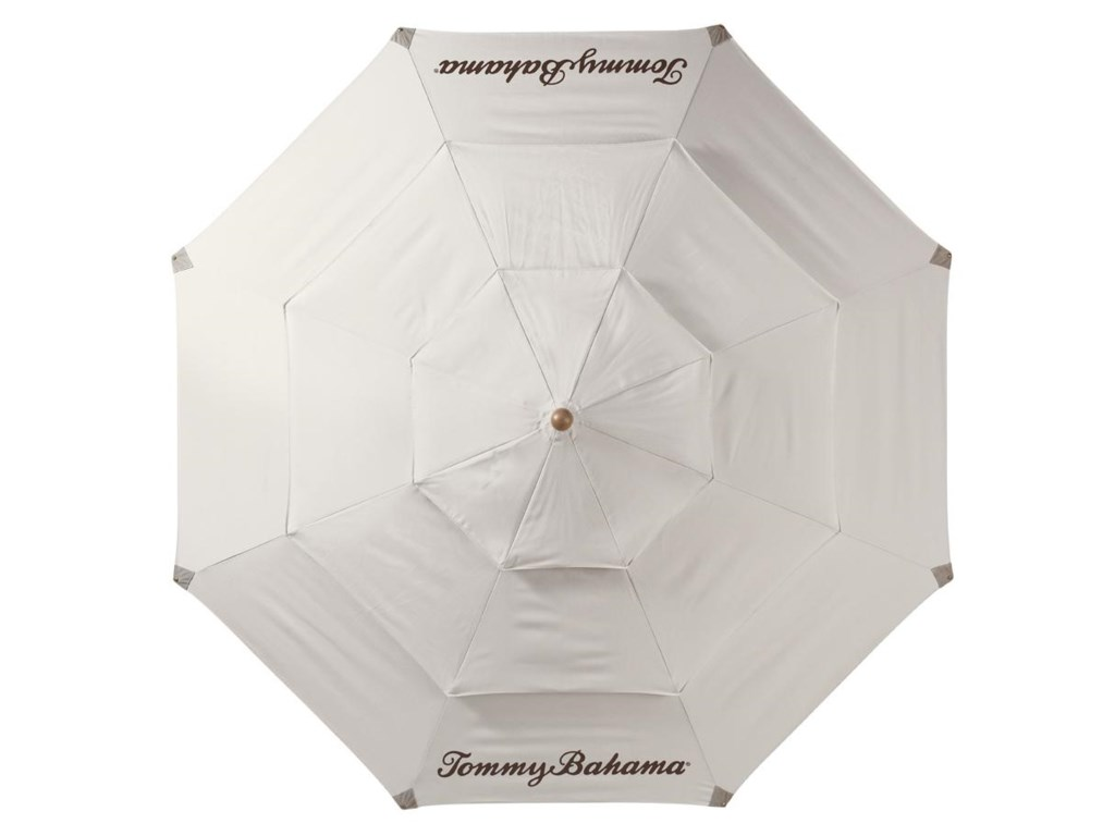Tommy Bahama Outdoor Living Alfresco LivingCanvas Umbrella