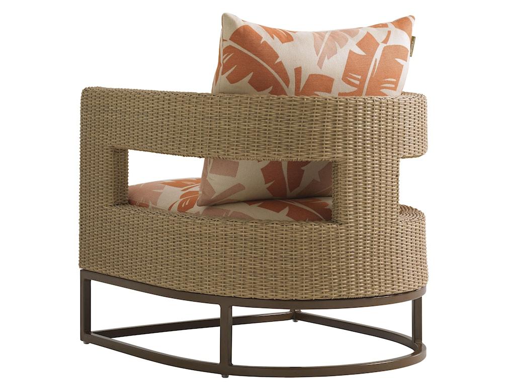 Tommy Bahama Outdoor Living AvianoBarrel Chair