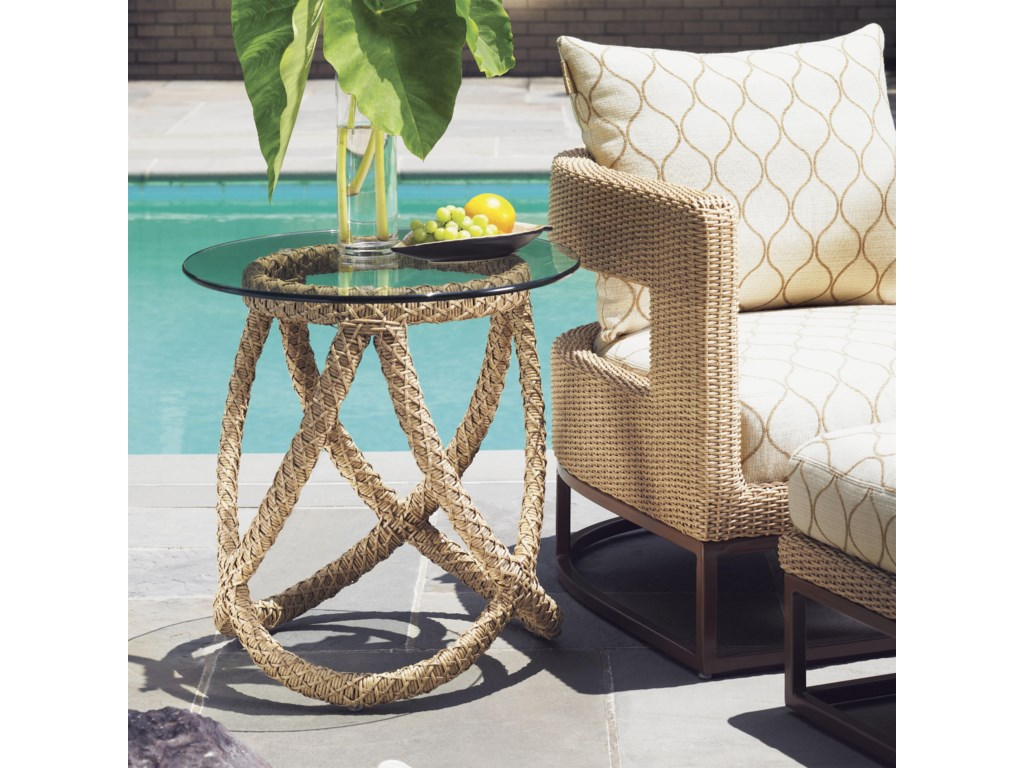 Tommy Bahama Outdoor Living AvianoOutdoor End Table