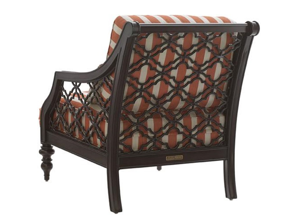 Tommy Bahama Outdoor Living Black SandsOutdoor Lounge Chair